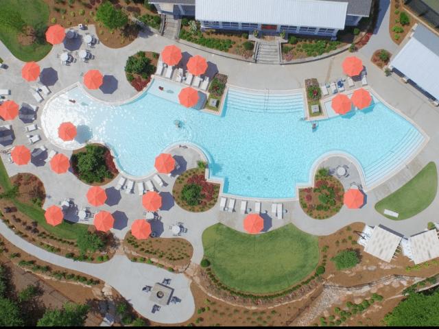 Lullwater pool